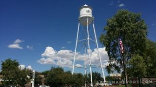 water tower plaza downtown gilbert arizona