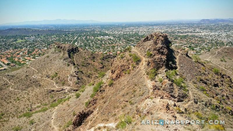 Lookout Mountain Phoenix, Arizona peak