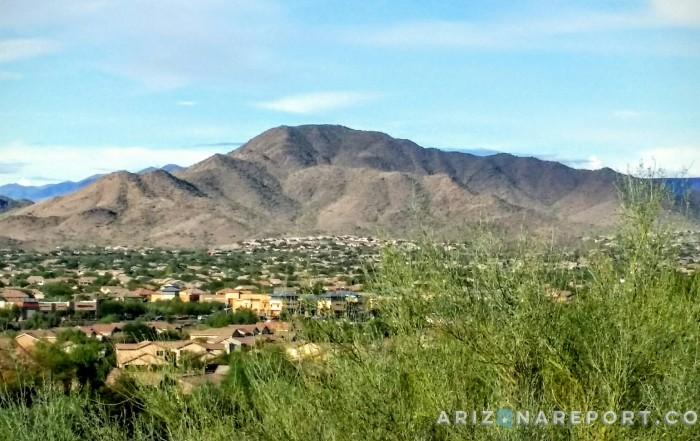 Daisy Mountain Anthem Arizona