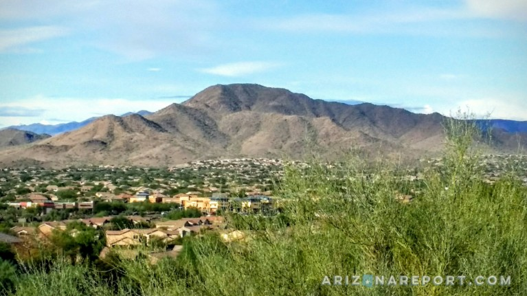 365 Phoenix Hikes 2 Daisy Mountain Valley Lifestyle