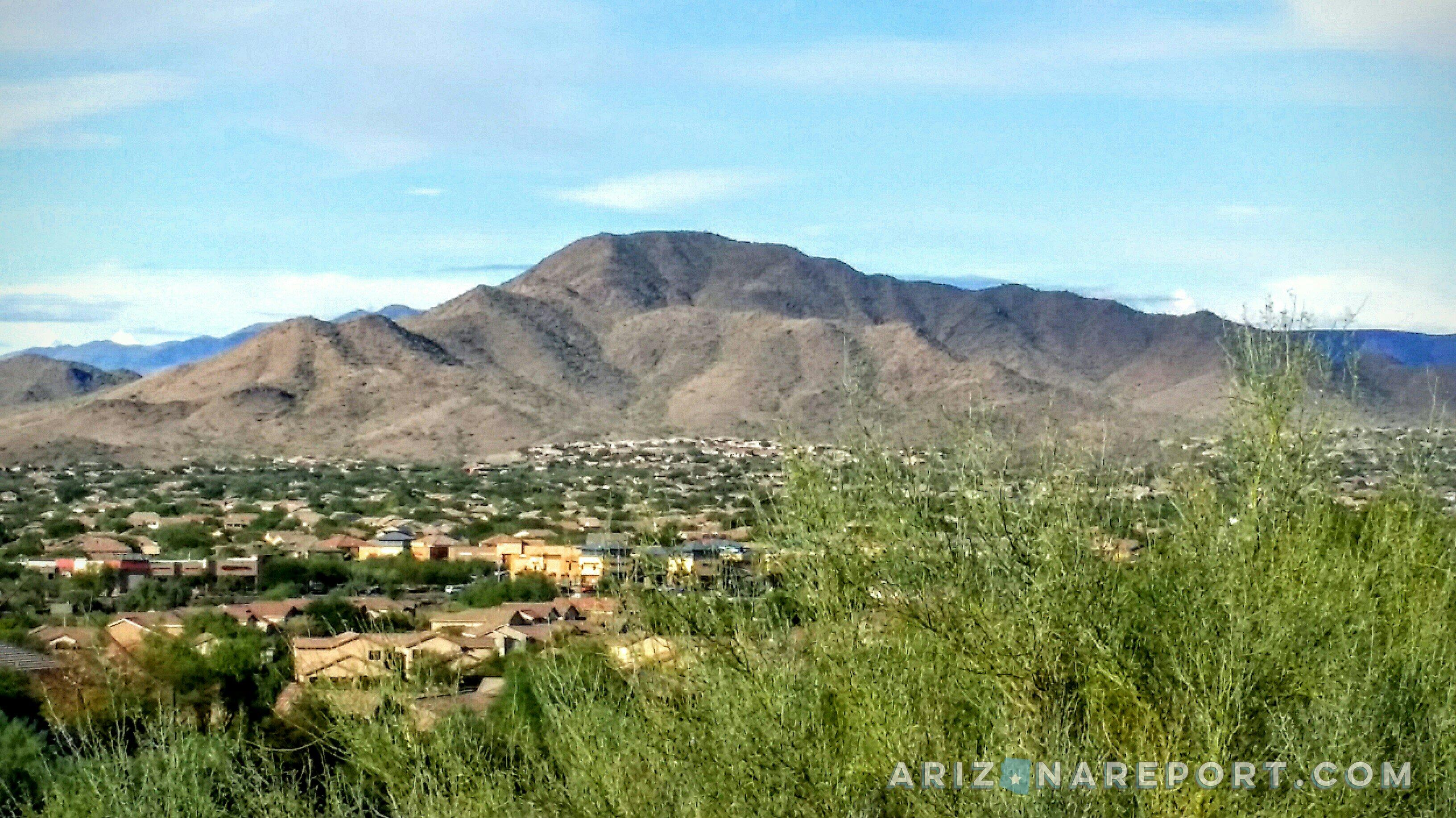 365 Phoenix Hikes: #2 – Daisy Mountain