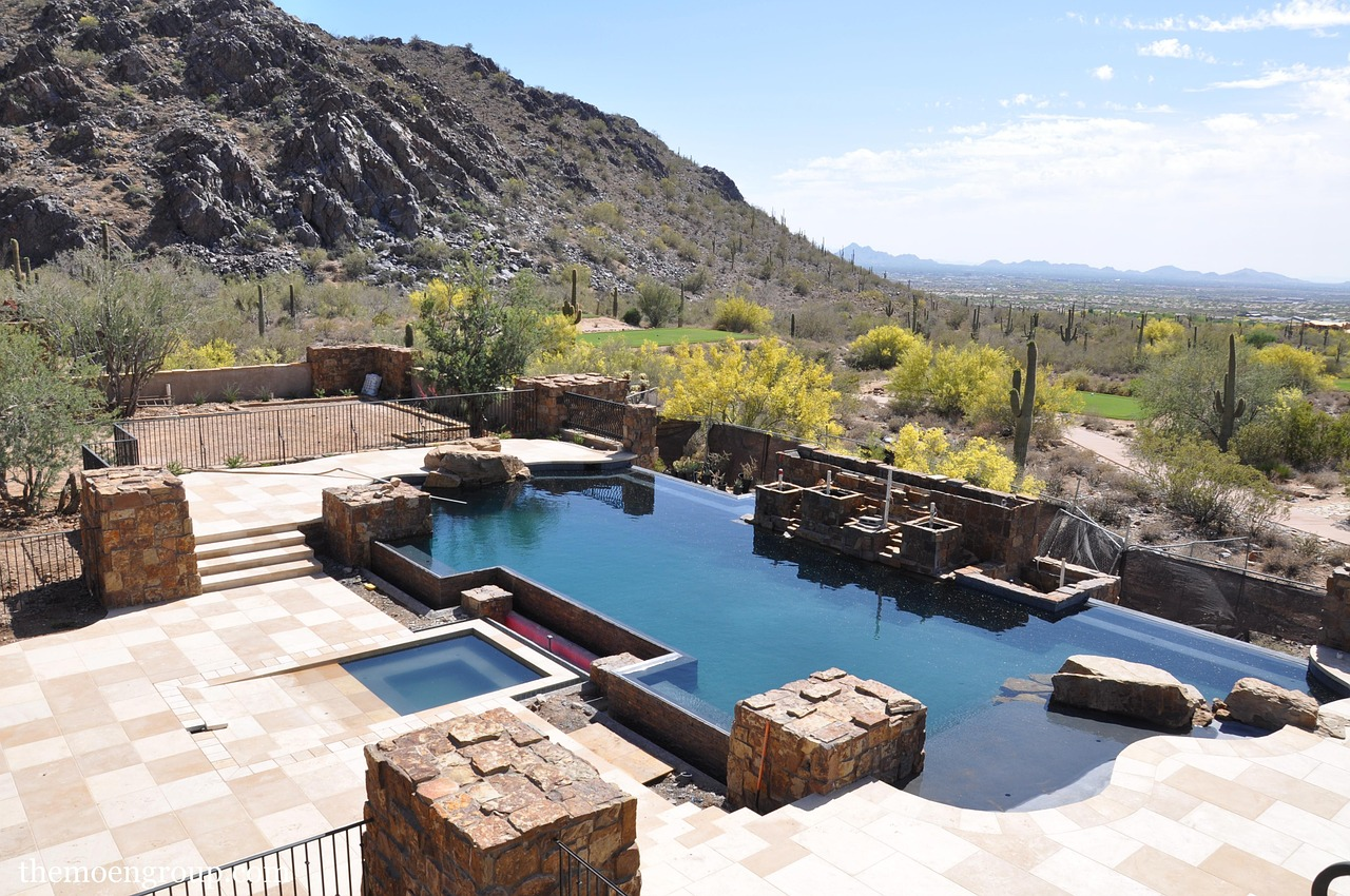 Scottsdale Offers Rebate to Homeowners Removing Pools