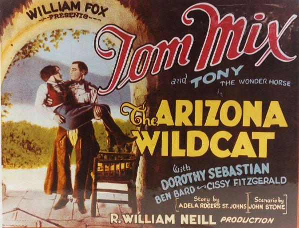 Tom Mix cowboy cinema Florence Arizona death Cord 1940 highway