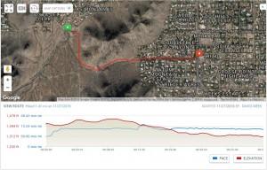 tatum boulevard hiking trail map phoenix arizona