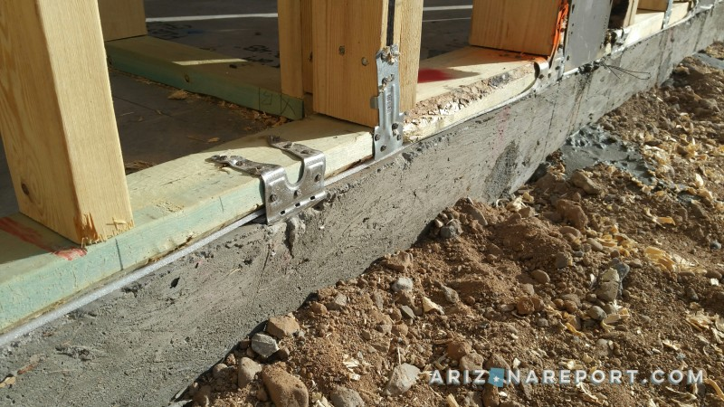 Mudsill anchors may replace foundation anchor bolts the