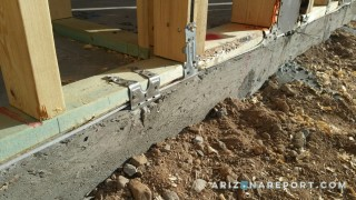 mud sill anchor sill plate Simpson Strong-Tie new home