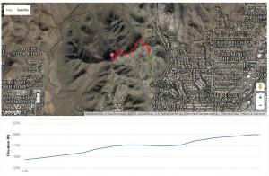 north mountain hiking trail phoenix arizona