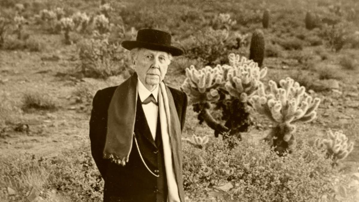 Today is Frank Lloyd Wright's 150th Birthday