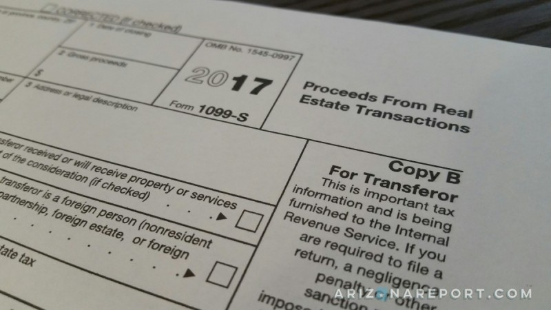 Arizona real estate transfer tax state homes