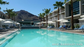 Mountain Shadows resort Camelback Mountain Phoenix Arizona Paradise Valley