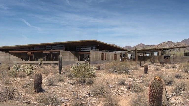 desert edge discovery education center Scottsdale Sonoran Desert