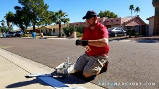 curb painting street address number Phoenix Arizona service reflective home real estate
