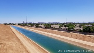 CAP canal water Arizona Ken Lynch Phoenix Colorado River Hayden aquaduct Lake Havasu
