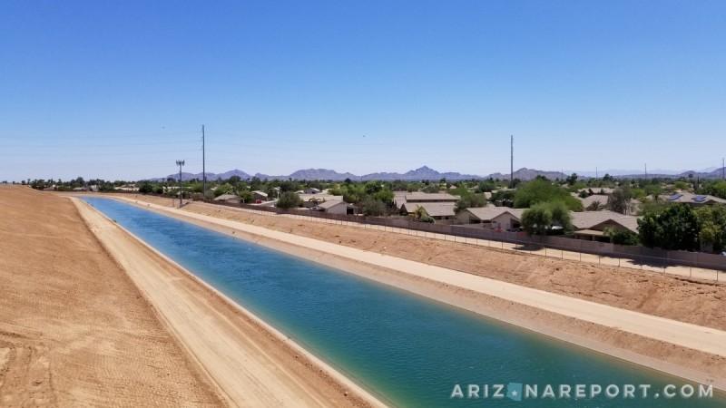 CAP canal water Arizona Ken Lynch Phoenix Colorado River Hayden aquaduct Lake Havasu
