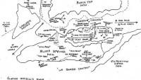 lost dutchman mine map arizona glen magill