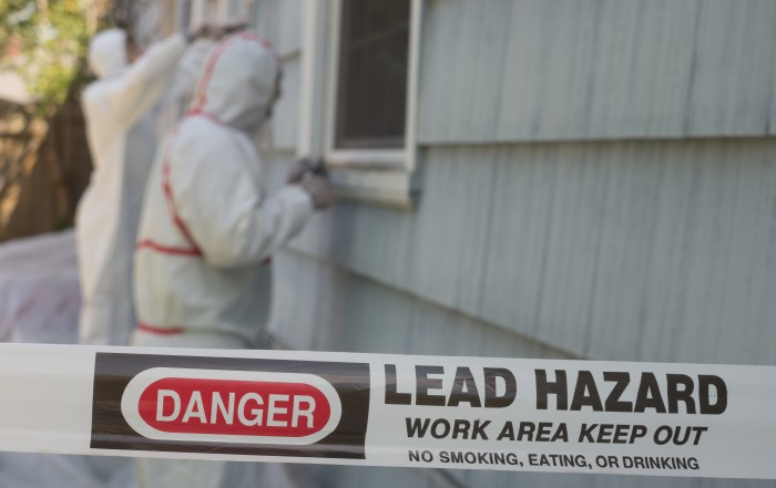 Phoenix zip codes lead poisoning risk