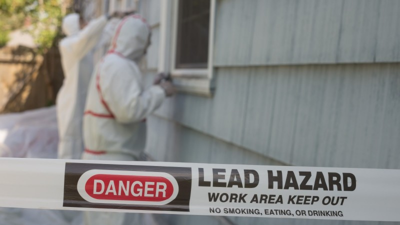 Phoenix zip codes lead poisoning risk