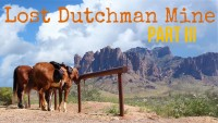 Lost Dutchman gold mine Phoenix Arizona Glenn Magill Mary Celeste Jones mystery gold treasure