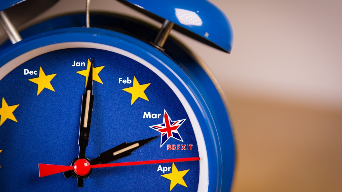 Brexit mortgage rates U.S. clock deadline March 29