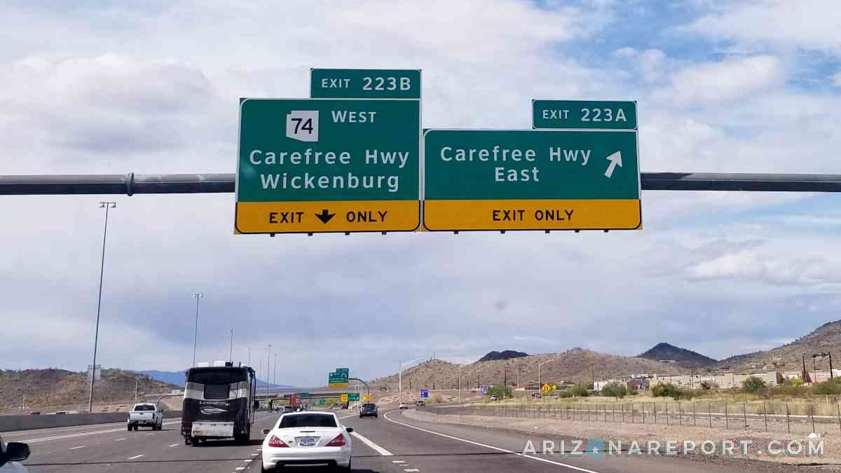 Carefree Highway Gordon Lightfoot song namesake named after road interstate
