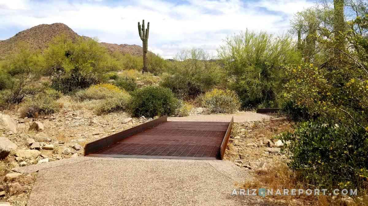 Scottsdale hike hiking Kovach McDowell Sonoran Preserve