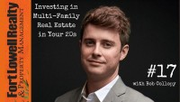 Multi-family investing rentals apartments 20s