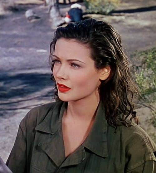 Gene Tierney actress Thunderbirds